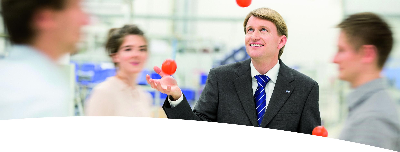 Leiter (m/w/d) Geschäftsfeld Handhabung